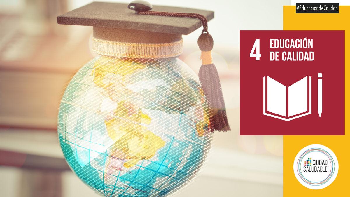 57 MILLONES de niños de todo el mundo siguen sin asistir a la escuela, en un día como hoy queremos tratar el Objetivo de Desarrollo Sostenible 4 EDUCACIÓN.