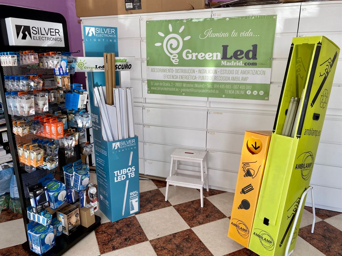 Iluminación-GreenLed