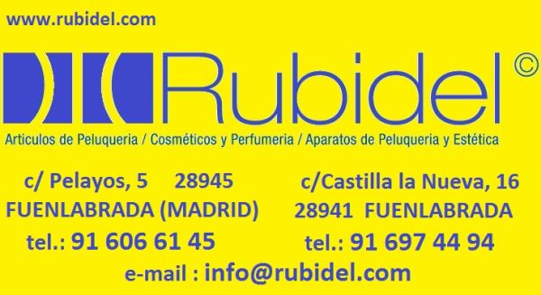 RUBIDEL-ARTÍCULOS-DE-PELUQUERÍA,-S.L.